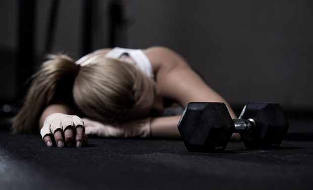 Signs That You Are Working Out Too Much