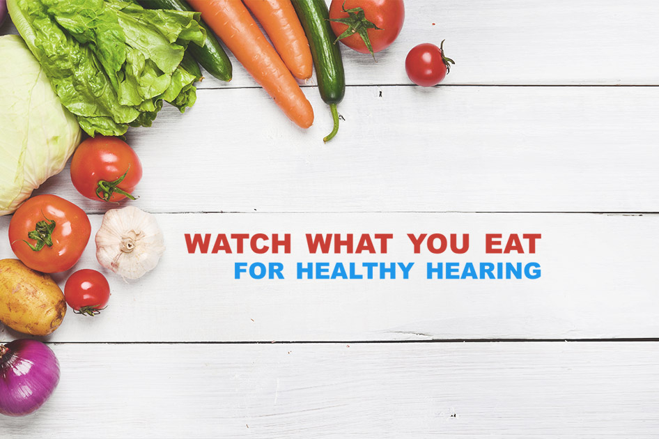 Can The Right Diet Improve Your Hearing?
