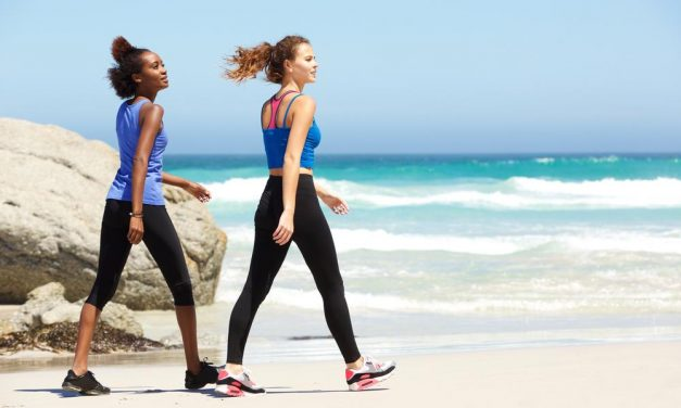 Walking to Get Fit and Control Diabetes