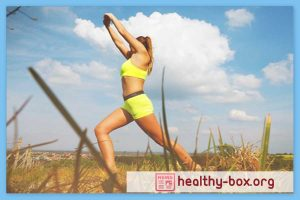 Fitness in the heat of the summer tips
