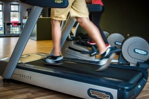 fitness treadmill